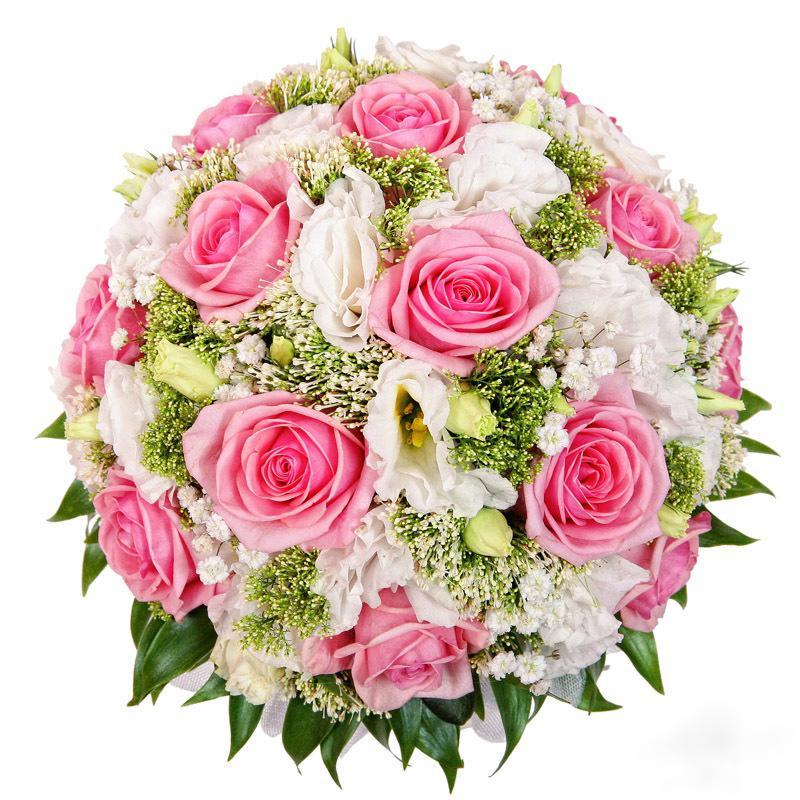 Заказать свадебные цветы до 1500